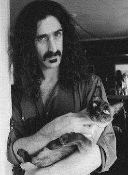 very important cats Frank Zappa