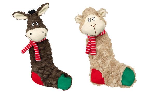 donkey-sheep