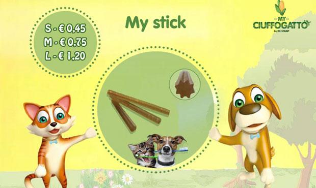 my-stick