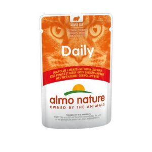BUSTA ALMO DAILY NATURE GATTO – 70 gr